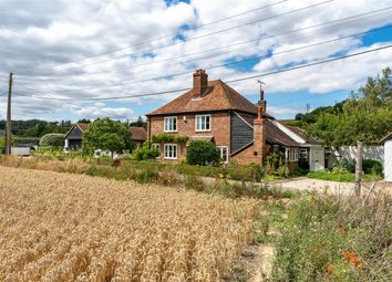 Meadow Cottage, Stalisfield Road, Ospringe ME13. 5 bed detached house for sale