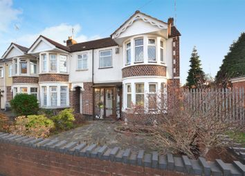 Thumbnail 3 bed end terrace house for sale in Ravensdale Road, Wyken, Coventry