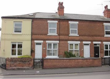 Thumbnail 2 bed property to rent in Cavendish Road, Carlton, Nottingham