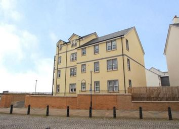 Thumbnail 2 bed flat for sale in Dublin Quay, Irvine, North Ayrshire