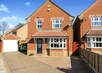 Thumbnail 3 bedroom detached house for sale in Celandine Road, Attleborough