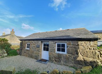 Thumbnail 1 bed detached bungalow to rent in Levant Road, Trewellard, Pendeen, Penzance