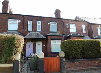Thumbnail 3 bed terraced house for sale in Wellington Road North, Heaton Norris, Stockport