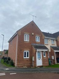 Thumbnail 3 bed end terrace house for sale in Pump House Way, Oldbury, West Midlands