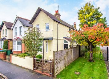 Thumbnail 3 bed property to rent in Florence Road, Walton-On-Thames