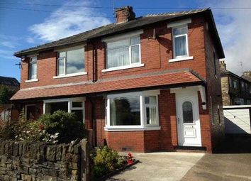 Thumbnail 3 bed semi-detached house to rent in Coach Road, Brighouse