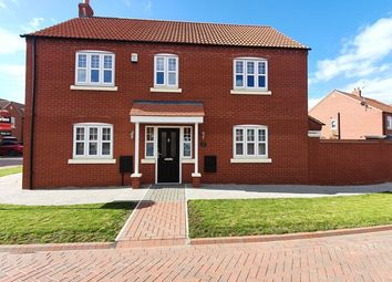 Paddock Way, Kingswood, Hull HU7. 4 bed detached house