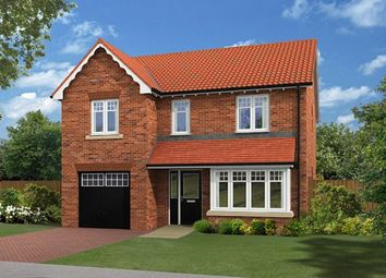 """Thumbnail 4 bed detached house for sale in """"The Canterbury"""" at Ravenswood Fold, Off Premier Way, Glasshoughton, Castleford"""