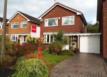 Thumbnail 3 bed link-detached house for sale in Lymefield Drive, Worsley, Manchester, Greater Manchester