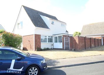 Thumbnail 3 bed detached house to rent in Sandringham Close, Ipswich