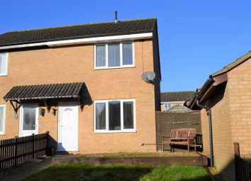 Thumbnail 3 bed semi-detached house for sale in Linden Close, Waterford Park, Radstock