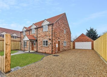 5 bed detached house for sale in Middle Lane, Thorpe-On-The-Hill, Lincoln LN6