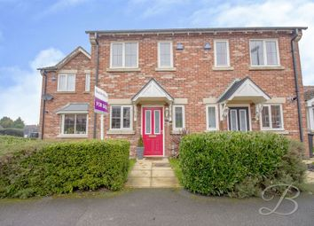 Thumbnail 2 bed town house for sale in Sherwood Dene, Kirkby-In-Ashfield, Nottingham