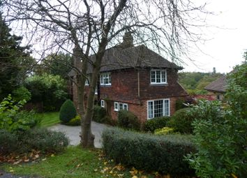 Thumbnail 4 bed detached house to rent in Swan Barn Road, Haslemere