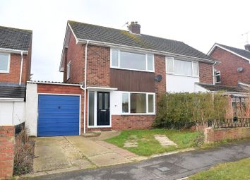 Thumbnail 2 bed semi-detached house to rent in Glendale Road, Tadley, Hampshire
