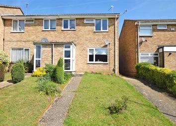 Thumbnail 3 bed end terrace house for sale in Newington Walk, Vinters Park, Maidstone, Kent