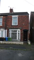 Thumbnail 2 bed end terrace house to rent in Edward Street, Hessle