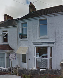 Thumbnail 4 bedroom shared accommodation to rent in Canterbury Road, Swansea