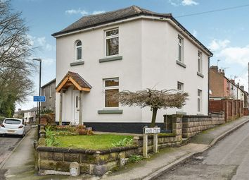 Thumbnail 3 bed detached house for sale in Wood Street, Ripley