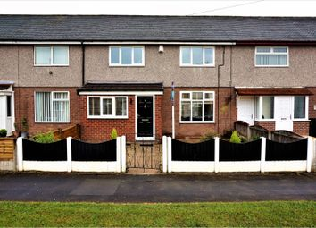 3 bed terraced house to rent in Cuddington Way, Wilmslow SK9