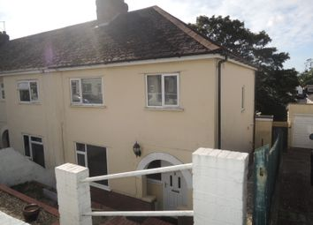 Thumbnail 3 bed end terrace house for sale in Rossmore Road, Parkstone