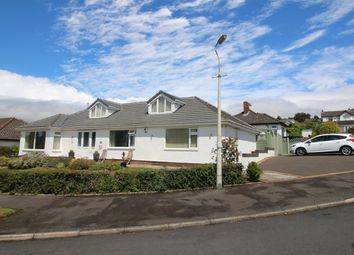 Thumbnail 4 bed detached bungalow for sale in Gulls Way, Lower Heswall, Wirral