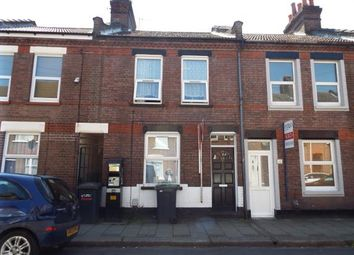 Thumbnail 3 bed terraced house for sale in Frederick Street, Luton, Bedfordshire