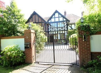 Thumbnail 5 bed detached house for sale in Laburnum Avenue, Lytham St. Annes