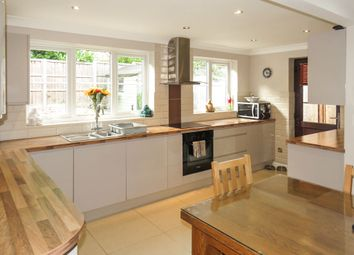 Thumbnail 5 bed link-detached house for sale in Ice House Court, Long Stratton, Norwich