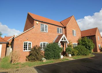 Thumbnail 4 bed detached house for sale in Peregrine Mews, Cringleford, Norwich