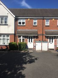 2 bed terraced house for sale in Park Way, Rednal, Birmingham B45