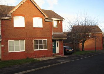 Thumbnail 2 bedroom semi-detached house to rent in Westons Brake, Emersons Green, Bristol