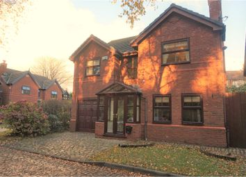 Thumbnail 4 bed detached house for sale in Birch Tree Court, Liverpool