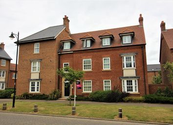 Thumbnail 2 bed flat for sale in Greenkeepers Road, Great Denham, Bedford
