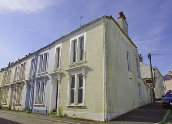 Thumbnail 2 bed end terrace house to rent in Raleigh Place, Falmouth
