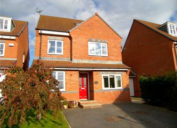 Thumbnail 4 bed detached house for sale in Dodgewell Close, Blackwell, Alfreton