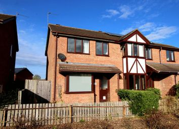 Thumbnail 3 bed semi-detached house for sale in Buckfast Road, Uphill, Lincoln