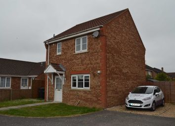 Thumbnail 3 bed detached house to rent in The Russets, Upwell, Wisbech