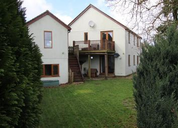 Thumbnail 4 bed detached house for sale in Luxulyan, Bodmin, Cornwall