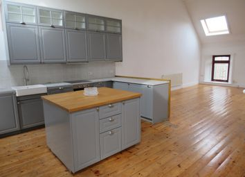 Thumbnail 2 bed flat for sale in Court Road, Barry