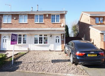 2 bed semi-detached house for sale in York Drive, Nottingham NG8