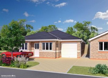 Thumbnail 3 bed detached bungalow for sale in Groundslow, Tittensor, Stoke-On-Trent