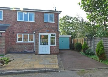 Thumbnail 3 bed terraced house to rent in Hall Close, Nottingham