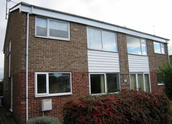 Thumbnail 2 bed flat to rent in Crossfield Road, Hessle, Hull
