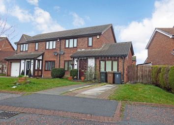 Thumbnail 4 bed semi-detached house for sale in Abbots Way, North Shields