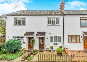 Thumbnail 2 bed terraced house for sale in Woolgrove Road, Hitchin, Hertfordshire, England