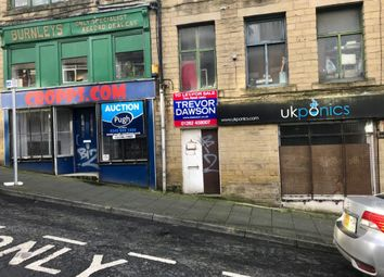 Thumbnail Retail premises for sale in Hall Street, Burnley