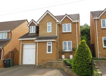 Thumbnail 3 bed detached house for sale in Midhaven Rise, Worle, Weston-Super-Mare