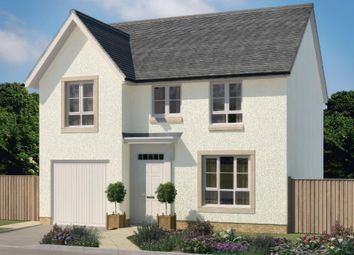 "Thumbnail 4 bed detached house for sale in ""Craigievar"" at Kildean Road, Stirling"