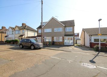 Thumbnail 3 bedroom semi-detached house to rent in Alexandra Road, Chadwell Heath, Romford